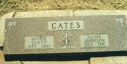 Melissa Gertrude Girty <i>Campbell</i> Cates