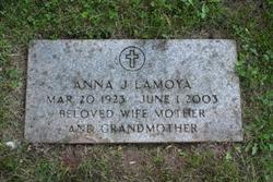 Ana Josefa <i>Horacio</i> Lamoya