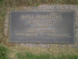 Don L Addington