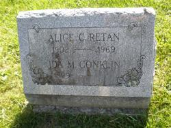 Ida Margaret Conklin