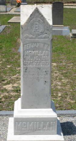Benjamin H. McMillan