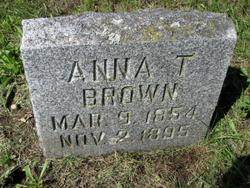 Anna Theresa <i>Ellis</i> Brown