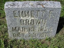 Emmett F. Brown