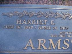 Harriet E. Armstrong