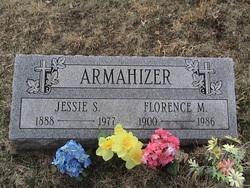 Florence May <i>Croyle</i> Armahizer