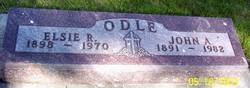 John A Odle