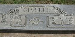 Ella Francis <i>Scruggs</i> Cissell
