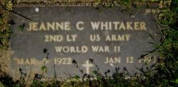 Jeanne C. Whitaker