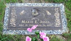 Marie E. <i>Campbell</i> Jones