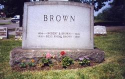 Robert Barnes Brown