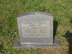 Nancy Ann Adkisson