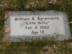 William A. Little Willie Agramonte