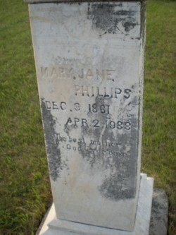 Mary Jane Phillips