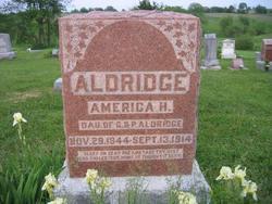 America H Aldridge