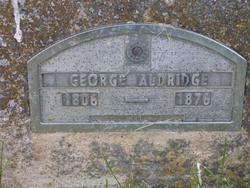 George Aldridge