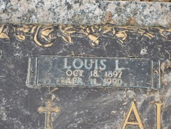 Louis L Aucoin