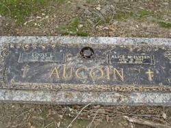 Alice <i>McElveen</i> Aucoin