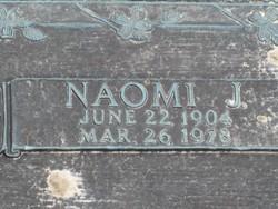 Naomi J Allen