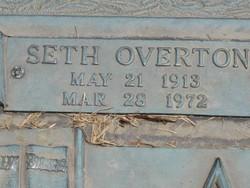 Seth Overton Alford