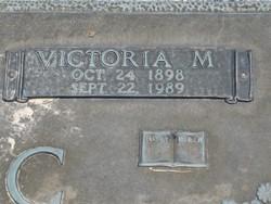 Victoria M Brignac
