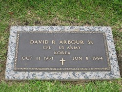 David Rowland Arbour, Sr