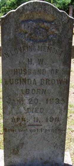 Henry Washington Brown