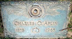 Charles O Aplin