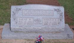 Sarah M. Cochran