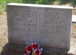Nancy Ann Nana <i>Rasberry</i> Felder