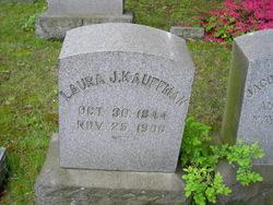 Joanna Laura <i>Baker</i> Kauffman