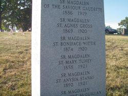 Sr. Magdalen St. Agnes Gross