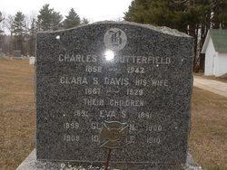 Clara Susan <i>Davis</i> Butterfield