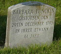 Barbara Moyer <i>Cassel</i> Funckin