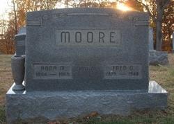 Anna Mary <i>Beadle</i> Moore