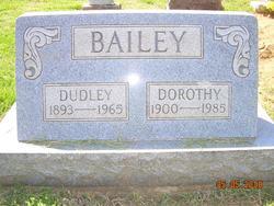 Dudley Bailey, Sr