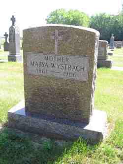 Marya <i>Ohotta</i> Wystrach