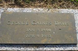 George Gaines Davis