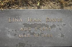 Lina Jean Davis