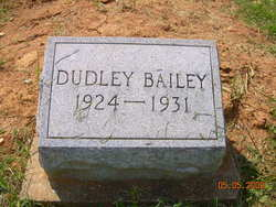 Dudley Bailey, Jr