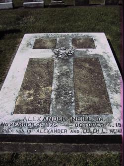 Alexander Alex Neill, III