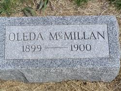 Oleda Rae McMillan