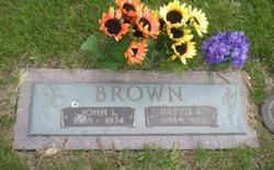 Hattie M. Brown
