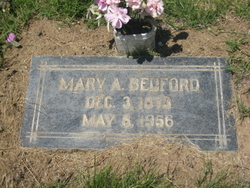 Mary Agnes Bedford