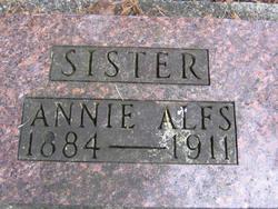 Annie Alfs