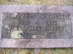 Shelby Branson Combest, Jr