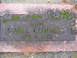 Mabel <i>Michaelson</i> Combest