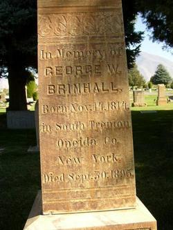 George Washington Brimhall