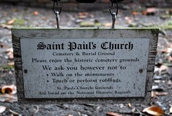 Saint Paul's Episcopal Church Cemetery