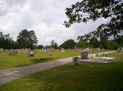 North Pacolet Baptist Church Cemetery