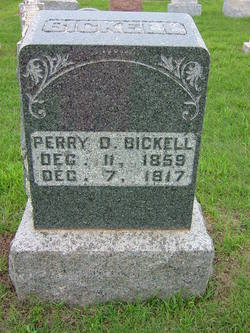Perry D Bickell